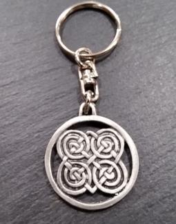 celtic keyring