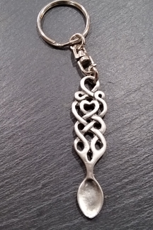 lovespoon keyring